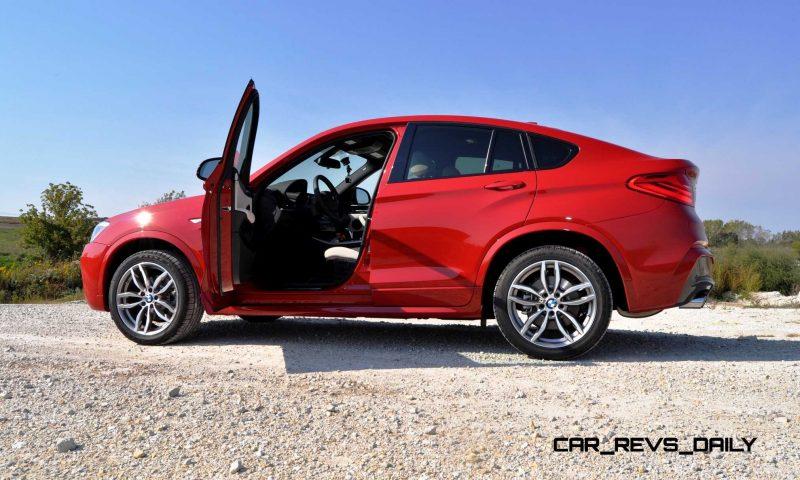 HD Video Review - 2015 BMW X4 xDrive35i M Sport  35