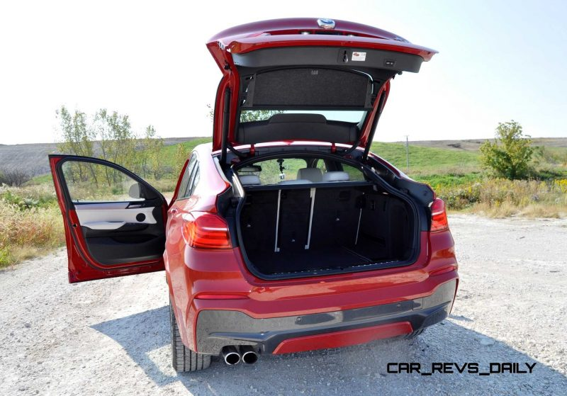 HD Video Review - 2015 BMW X4 xDrive35i M Sport  36