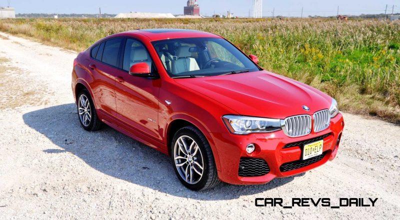 HD Video Review - 2015 BMW X4 xDrive35i M Sport  39