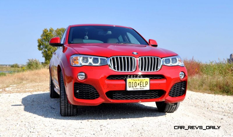 HD Video Review - 2015 BMW X4 xDrive35i M Sport 4