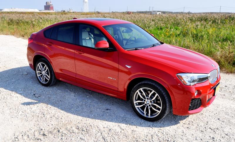 HD Video Review - 2015 BMW X4 xDrive35i M Sport 40