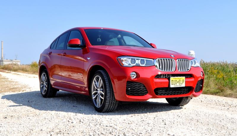 HD Video Review - 2015 BMW X4 xDrive35i M Sport 5
