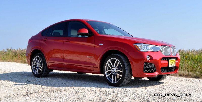 HD Video Review - 2015 BMW X4 xDrive35i M Sport 6