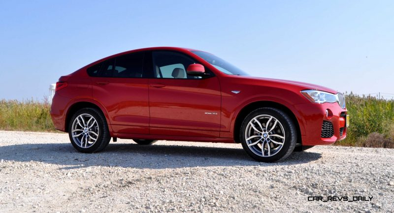 HD Video Review - 2015 BMW X4 xDrive35i M Sport  7