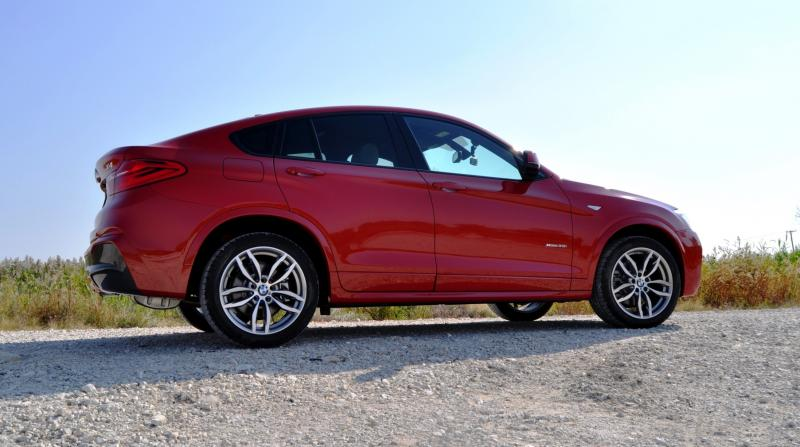 HD Video Review - 2015 BMW X4 xDrive35i M Sport 8