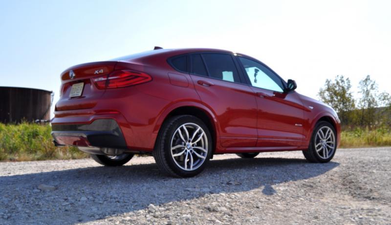 HD Video Review - 2015 BMW X4 xDrive35i M Sport  9