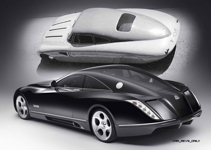 Hypercar Hall of Shame - 2005 MAYBACH Exelero 1