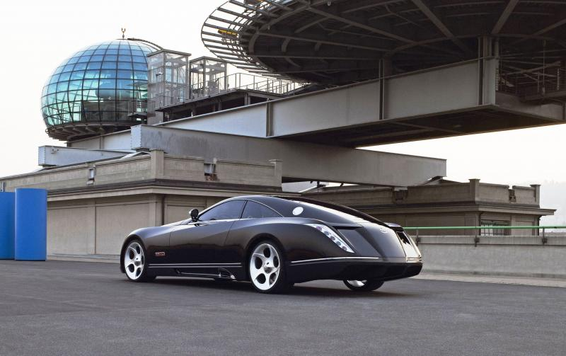 Hypercar Hall of Shame - 2005 MAYBACH Exelero 11