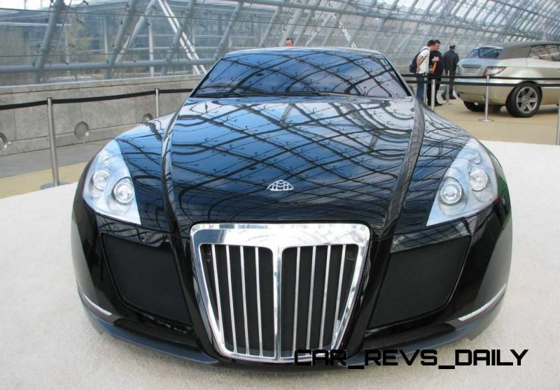 Hypercar Hall of Shame - 2005 MAYBACH Exelero 14