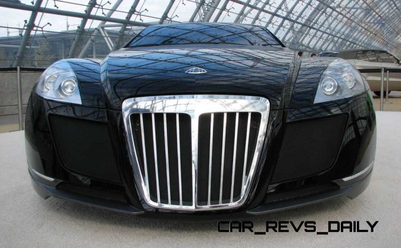 Hypercar Hall of Shame - 2005 MAYBACH Exelero 15