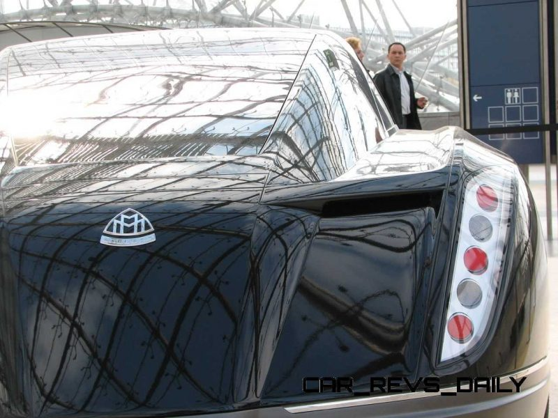 Hypercar Hall of Shame - 2005 MAYBACH Exelero 17