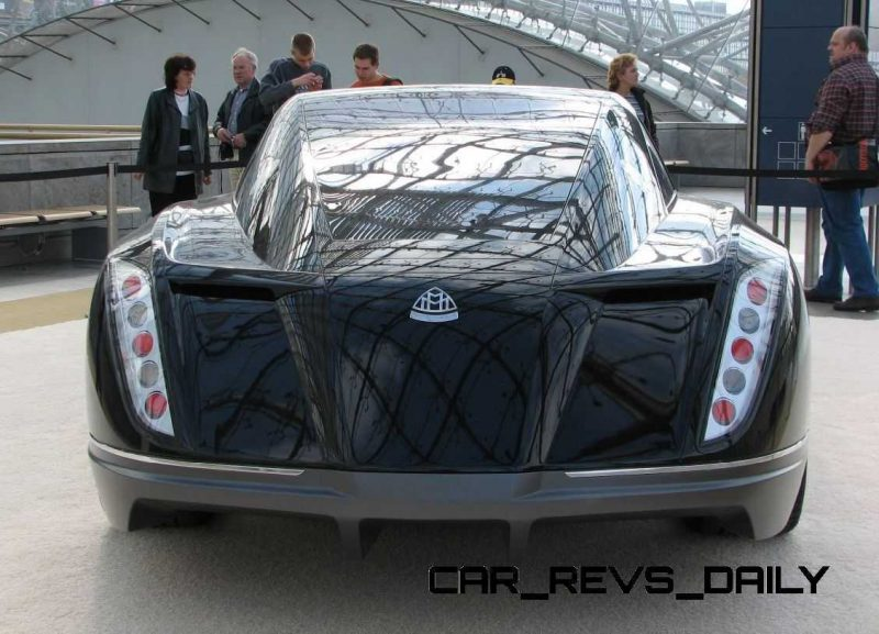 Hypercar Hall of Shame - 2005 MAYBACH Exelero 18