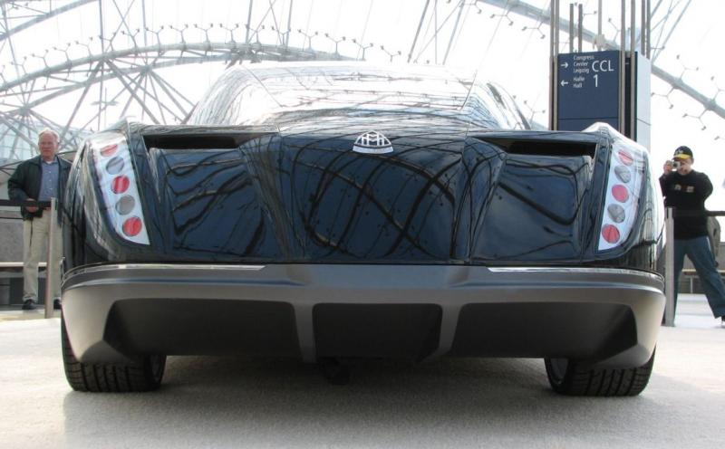 Hypercar Hall of Shame - 2005 MAYBACH Exelero 19