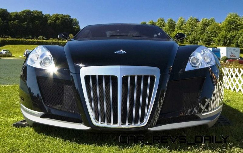 Hypercar Hall of Shame - 2005 MAYBACH Exelero 22