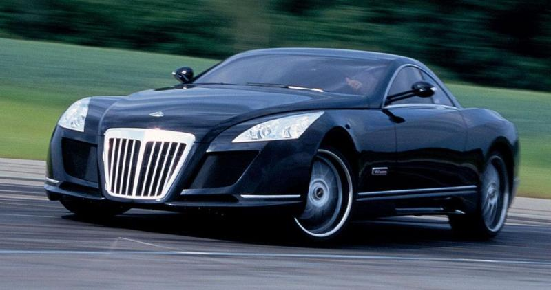 Hypercar Hall of Shame - 2005 MAYBACH Exelero 23