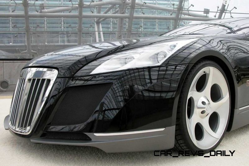 Hypercar Hall of Shame - 2005 MAYBACH Exelero 24