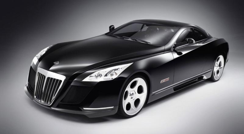 Hypercar Hall of Shame - 2005 MAYBACH Exelero 37