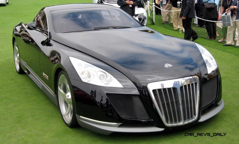 Hypercar Hall of Shame - 2005 MAYBACH Exelero 39