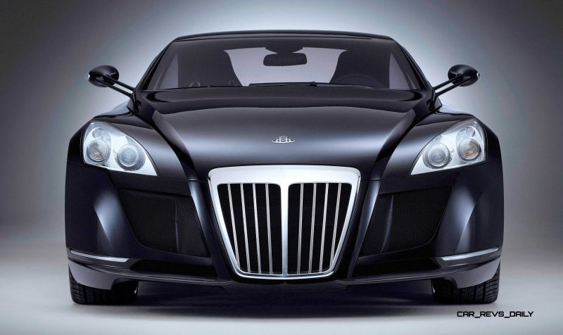 Hypercar Hall of Shame - 2005 MAYBACH Exelero 4