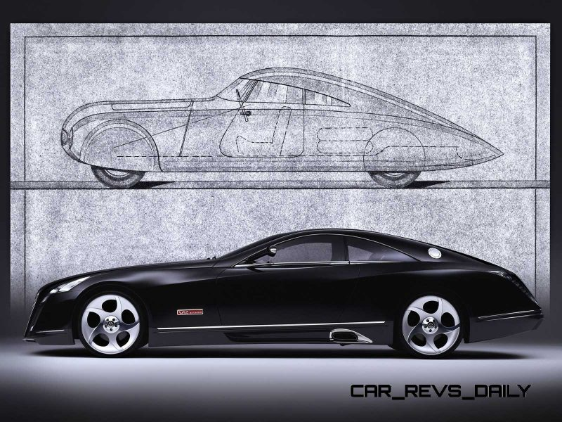Hypercar Hall of Shame - 2005 MAYBACH Exelero 42