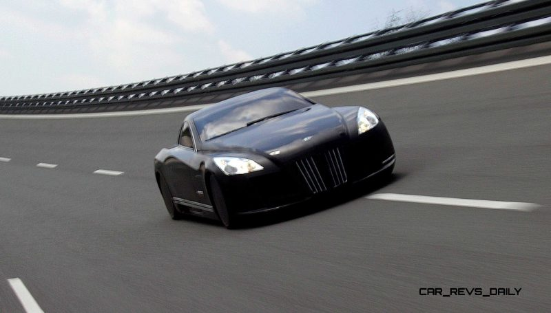 Hypercar Hall of Shame - 2005 MAYBACH Exelero 7