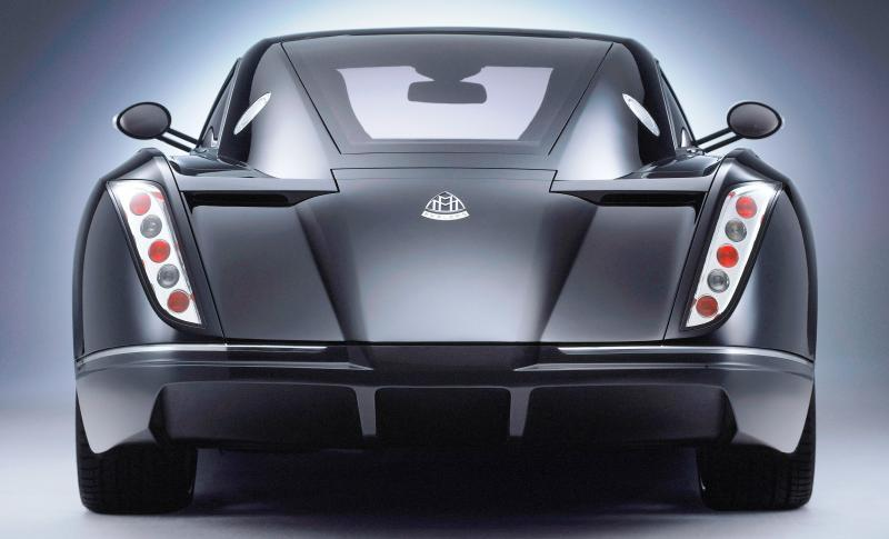 Hypercar Hall of Shame - 2005 MAYBACH Exelero 8