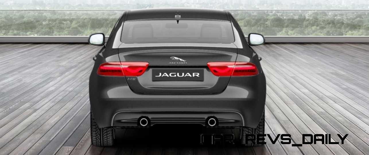 JAGUAR XE Configurator 77