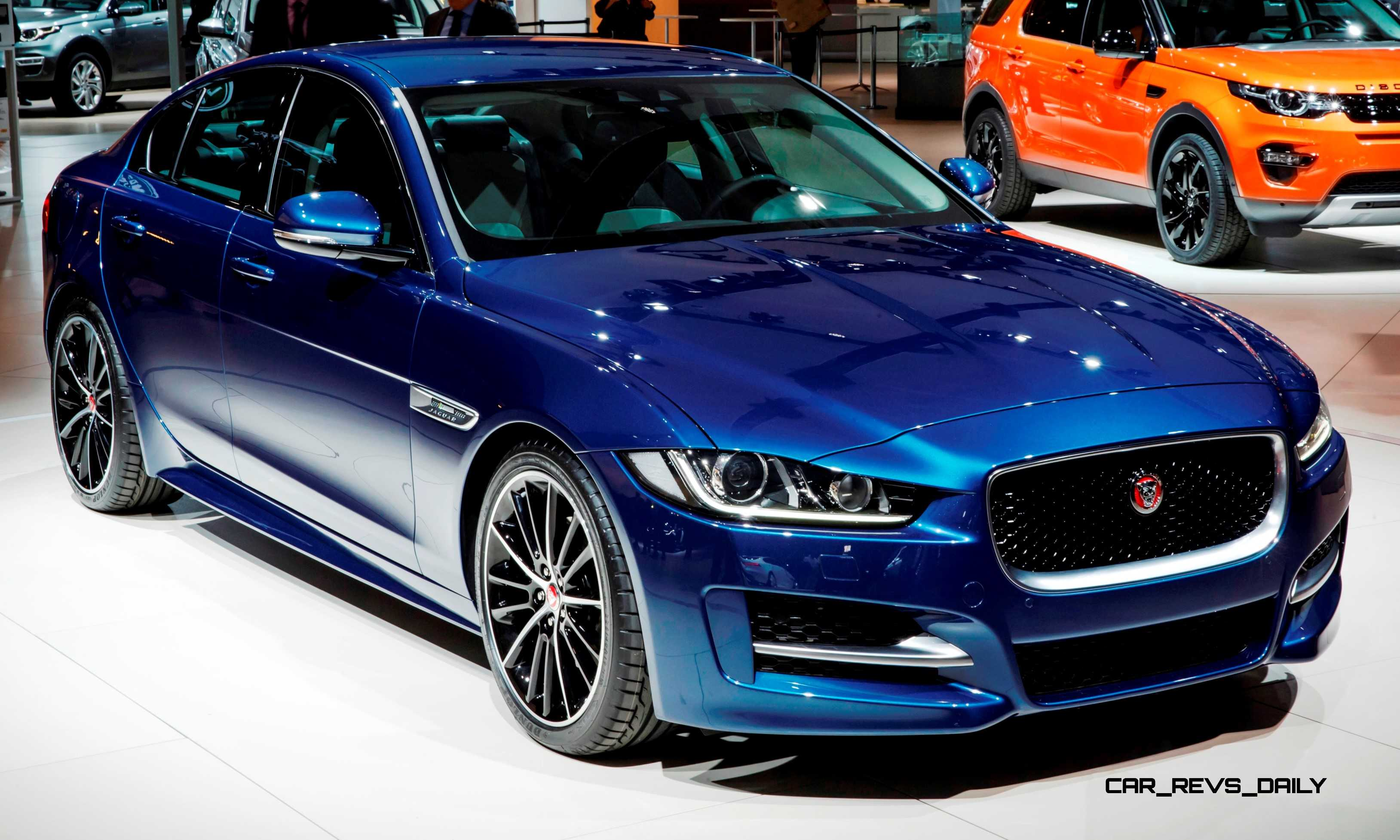 2016 JAGUAR XE Configurator Is Live! Buyers Guide To ...