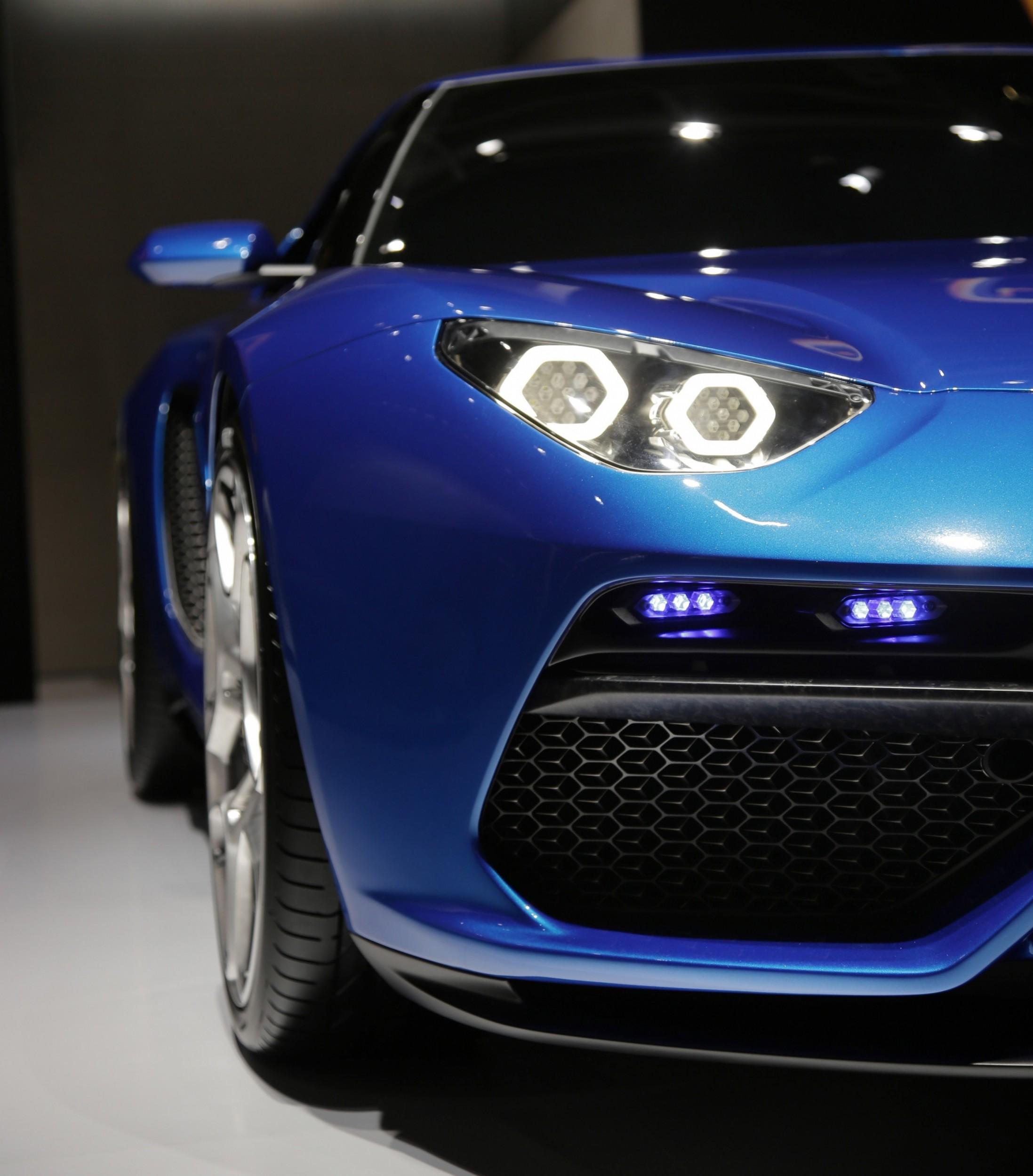 Lamborghini Asterion Lpi 910 4 16