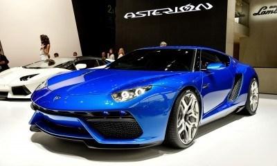 Lamborghini LPI 910-4 Asterion 1