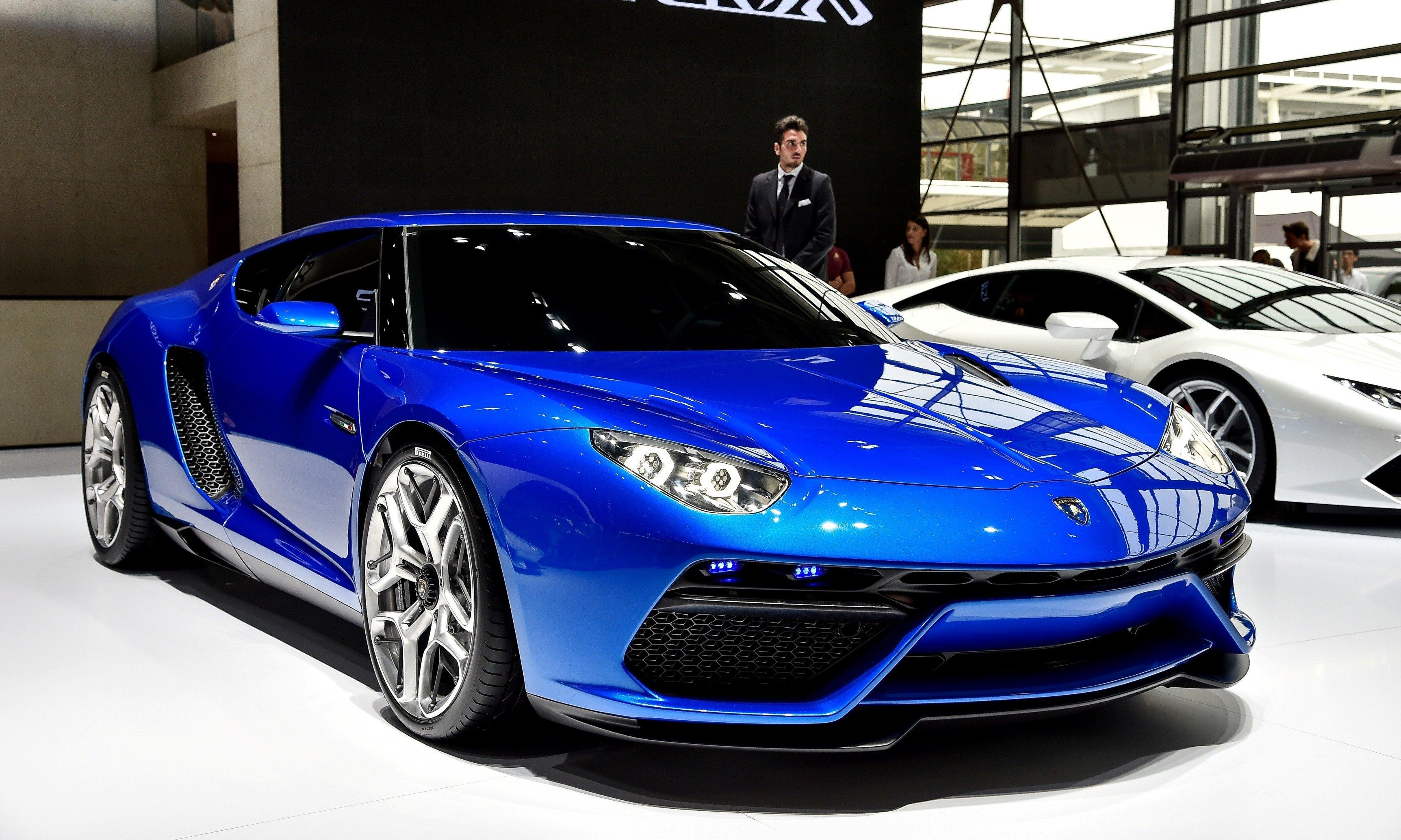 3.0s Lamborghini LPI 9104 Asterion Is MidEngine V10 PHEV Hyper Cruiser!
