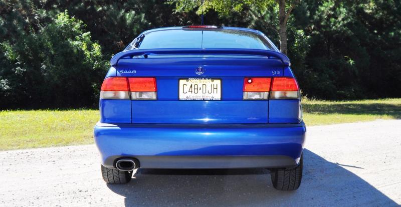 Len 1999 SAAB 9-3 Viggen 10