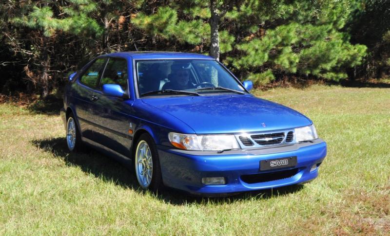 Len 1999 SAAB 9-3 Viggen 31