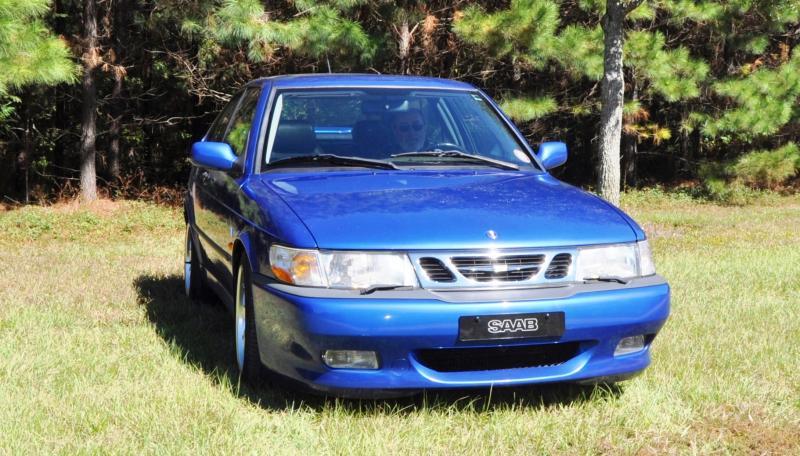 Len 1999 SAAB 9-3 Viggen 32