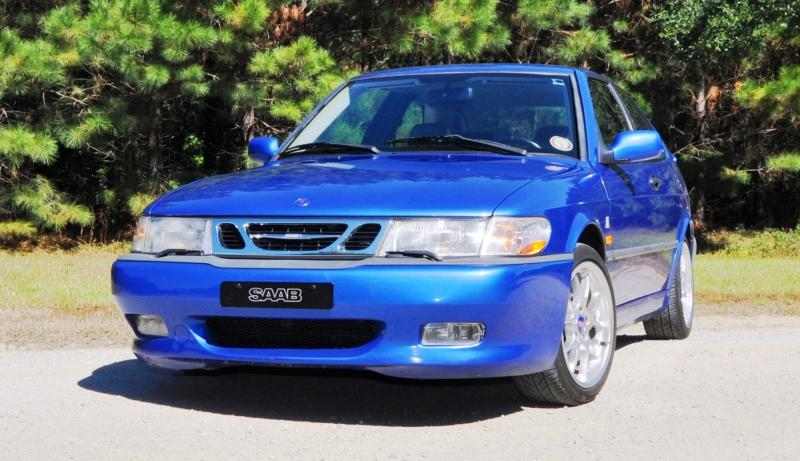 Future Classic Feature - 1999 Saab 9-3 VIGGEN Is Thunderbolt Legend - And This One Is For Sale! Future Classic Feature - 1999 Saab 9-3 VIGGEN Is Thunderbolt Legend - And This One Is For Sale!