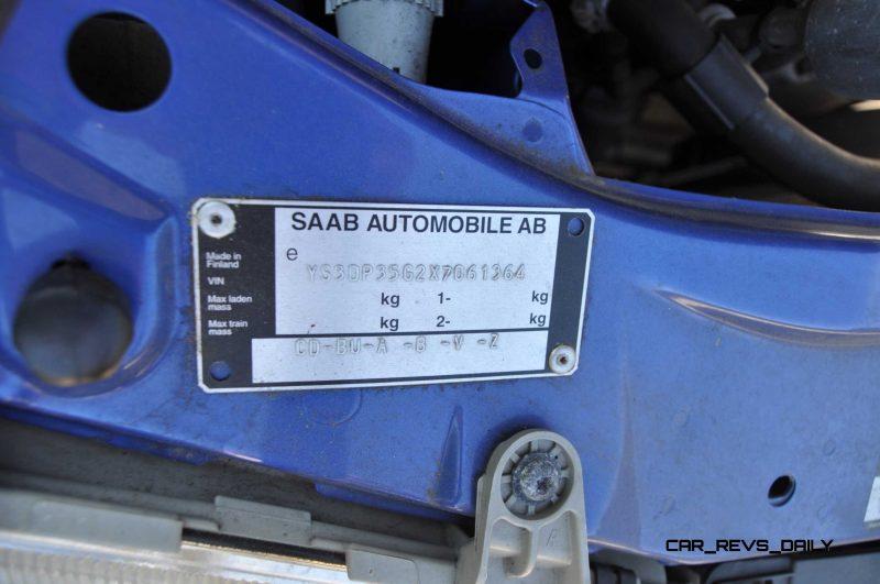 Len 1999 SAAB 9-3 Viggen 64