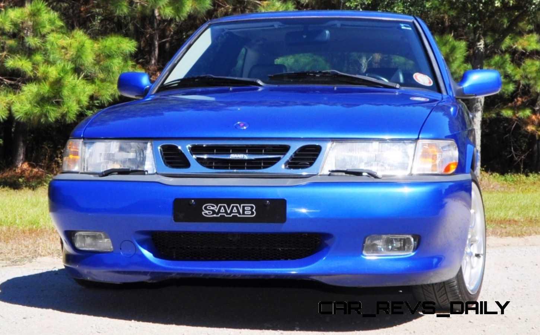 Len 1999 SAAB 9-3 Viggen 7