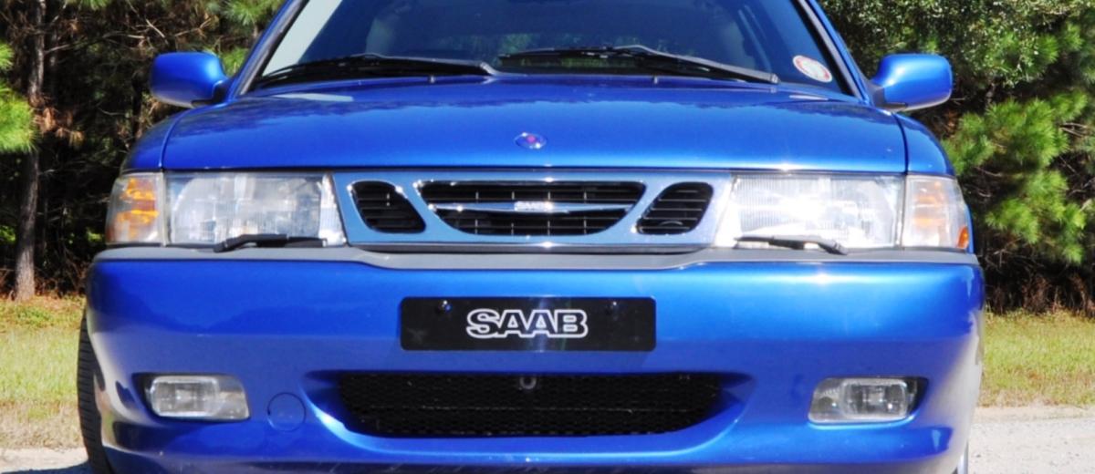 Len 1999 SAAB 9-3 Viggen 8
