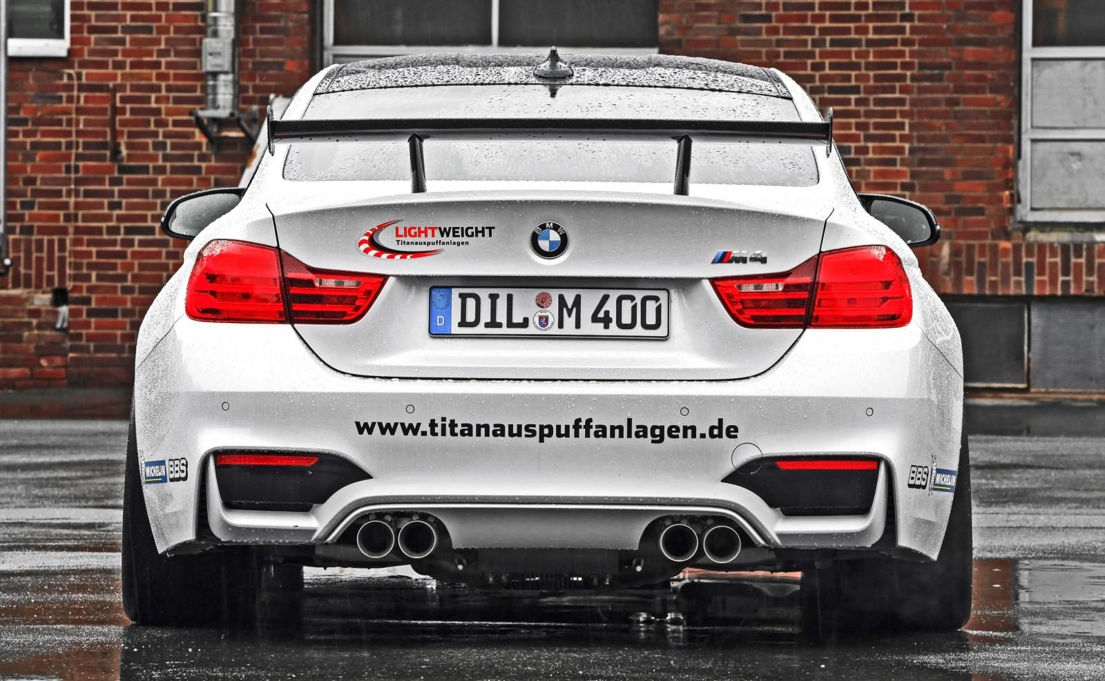 Lightweight BMW M4-11