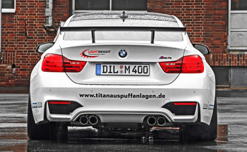 Lightweight BMW M4-11