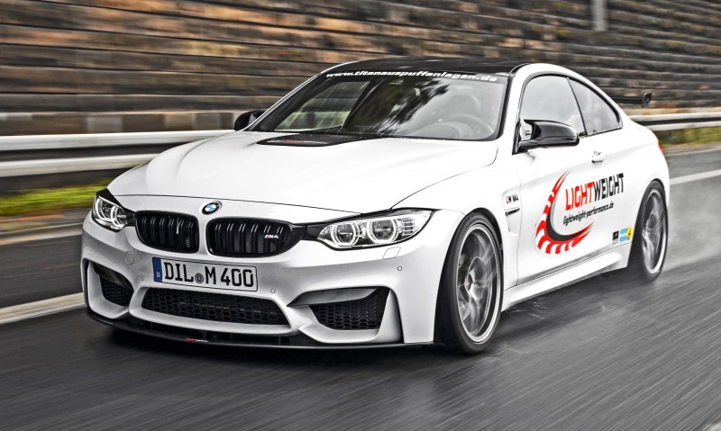 Lightweight BMW M4-13