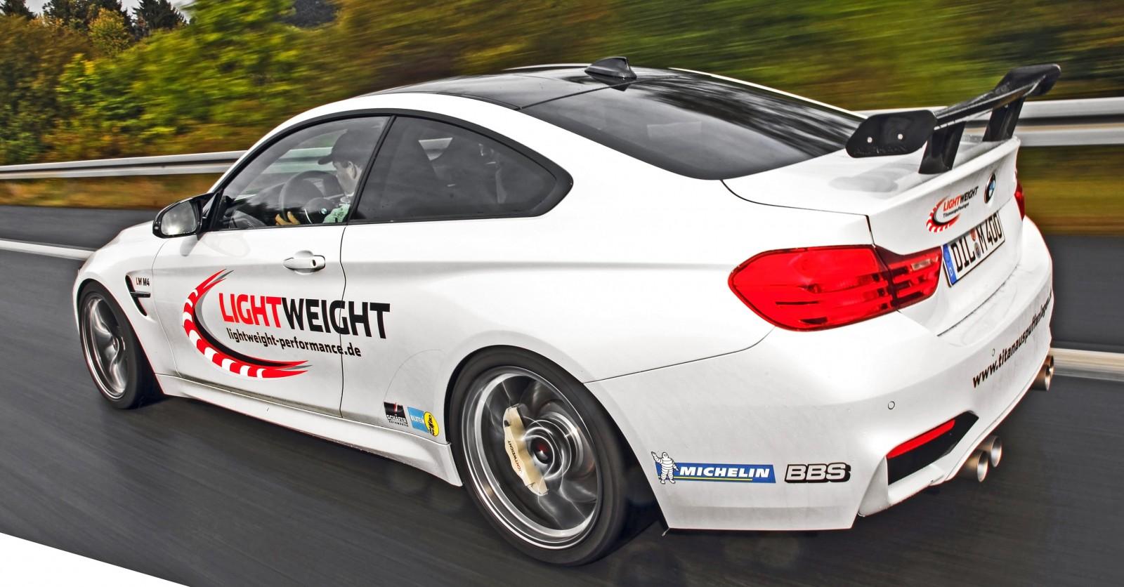Lightweight BMW M4-15