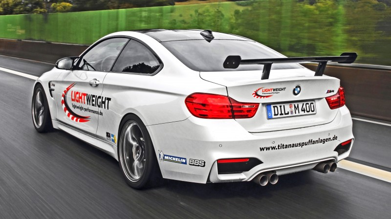Lightweight BMW M4-16