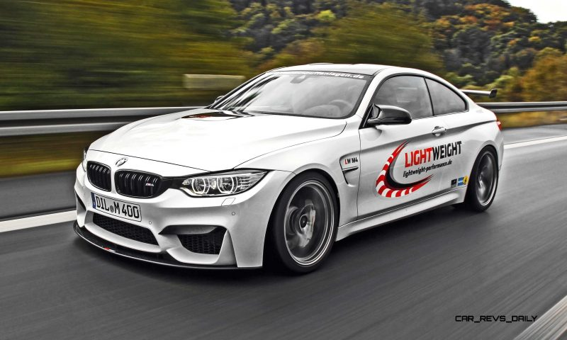 Lightweight BMW M4-17