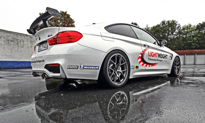Lightweight BMW M4-21