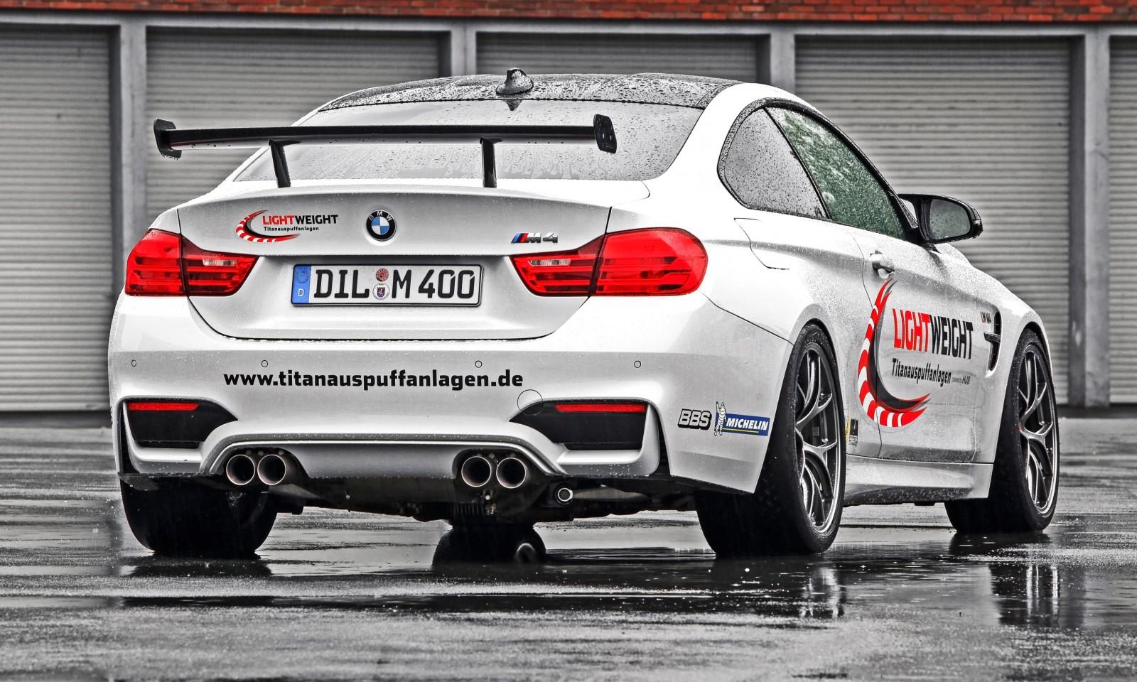 Lightweight BMW M4-3