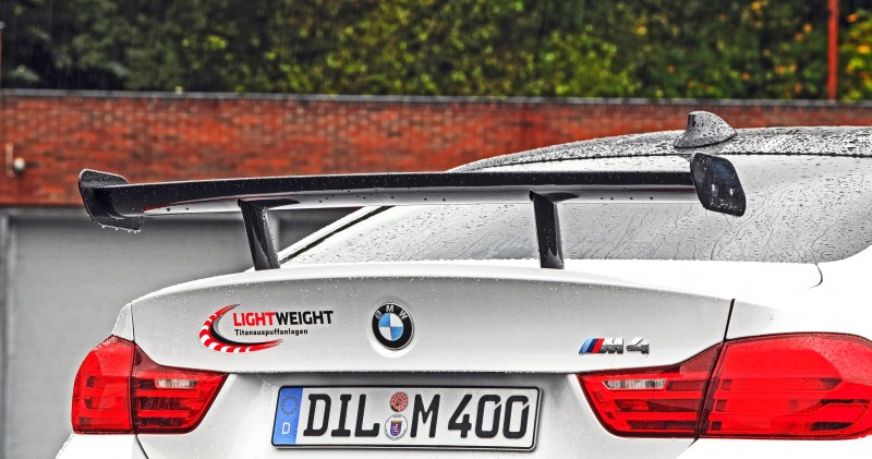 Lightweight BMW M4-5