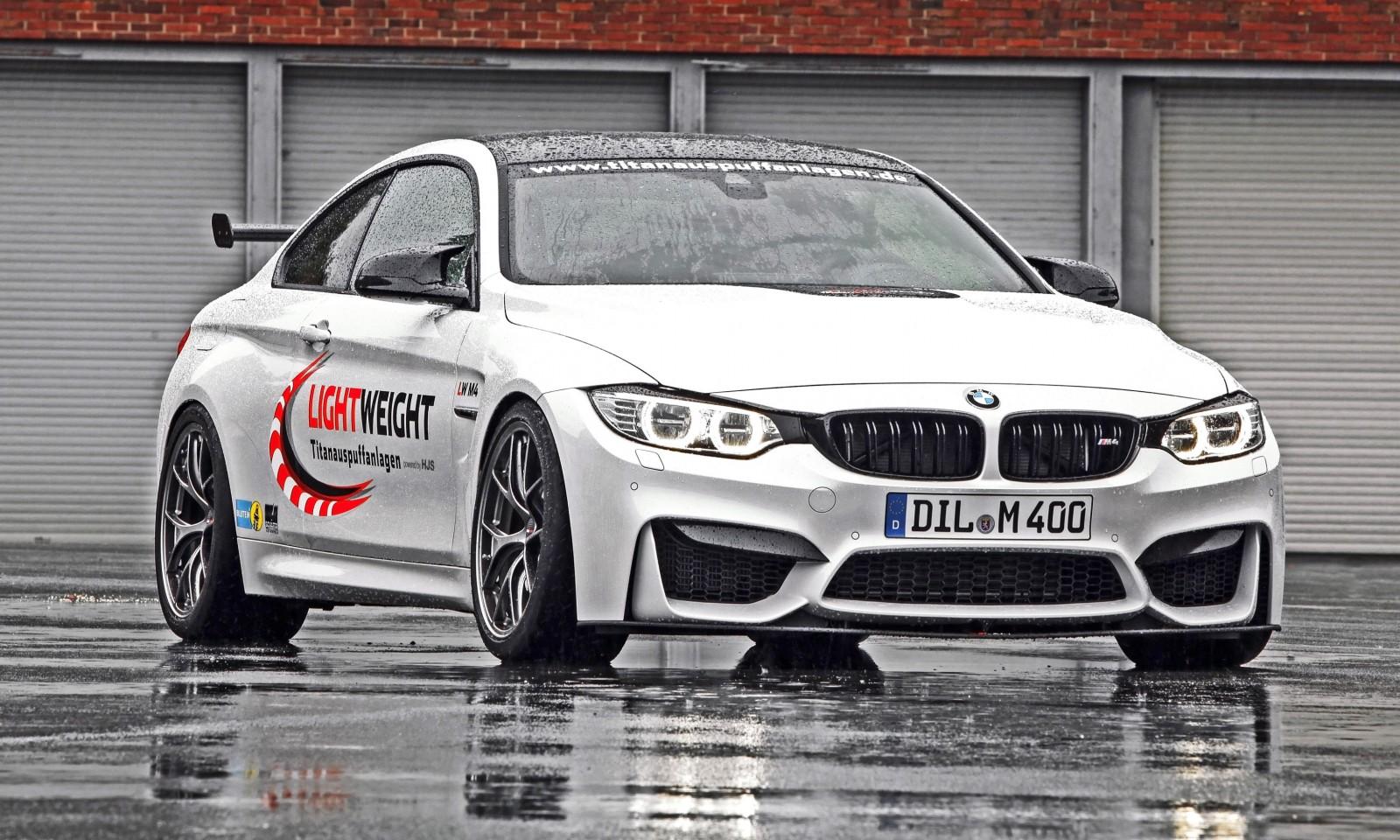 Lightweight BMW M4-9