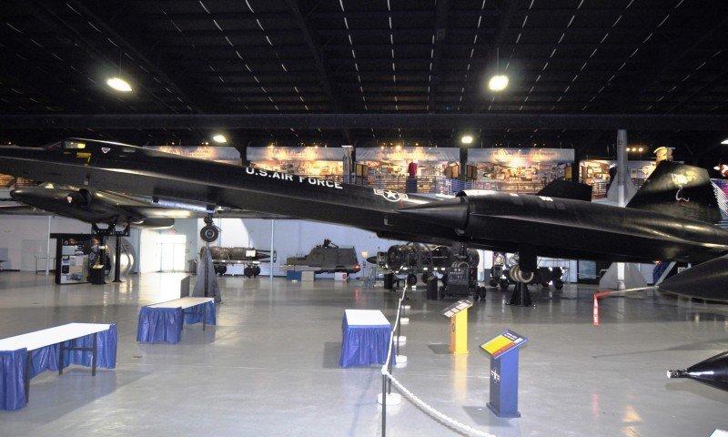Lockheed SR-71A Blackbird 59