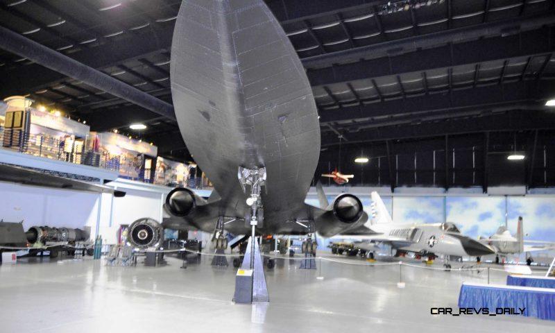 Lockheed SR-71A Blackbird 61